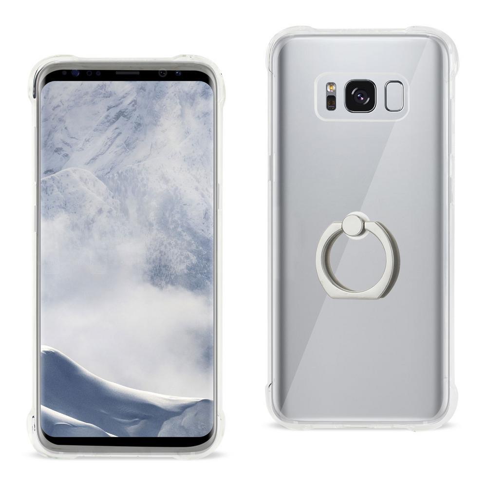 buy online 68294 c9e36 REIKO Galaxy S8 Air Cushion Case in Clear
