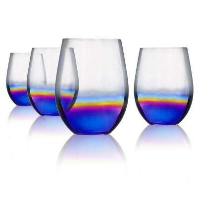 16 oz. Stemless Wine Glasses (Set of 4)