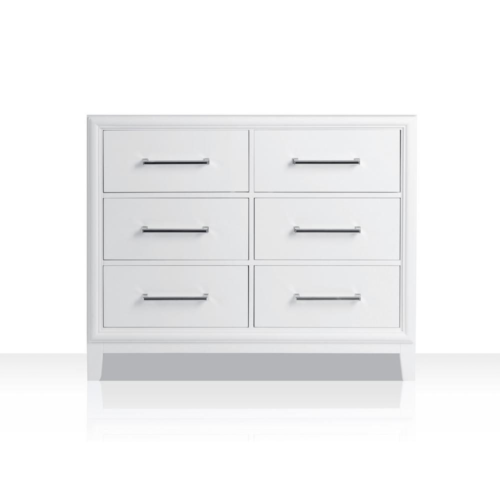 Ellie 41 in. W x 21 in. D Vanity Cabinet Only