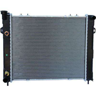 OSC Cooling Products 3884 New Condenser