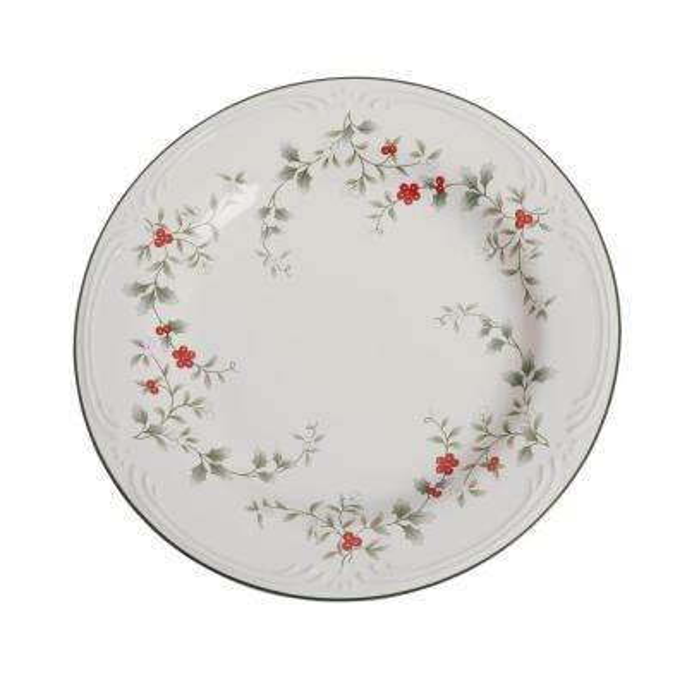 14 in. Round Clay Platter
