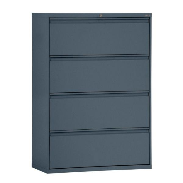 4 Drawer Full Pull Lateral File