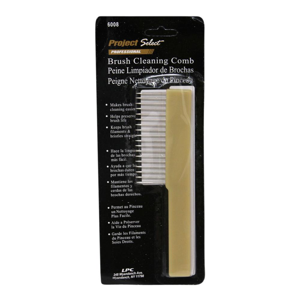 Project Select Brush Comb