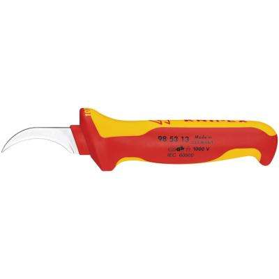 7-1/4 in. Dismantling Knife with 1,000-Volt Insulated Handles