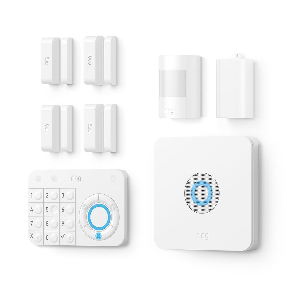 Ring Alarm Home Security Kit Home Depot Exclusive – BrickSeek