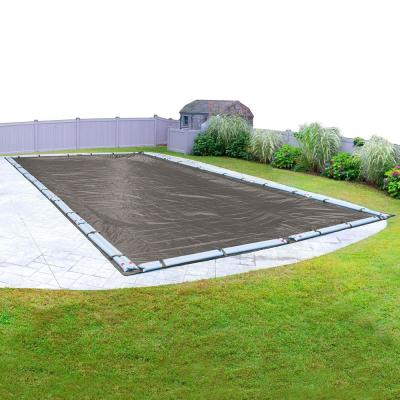 12-Year 16 ft. x 32 ft. Rectangle In-Ground Pool Winter Cover