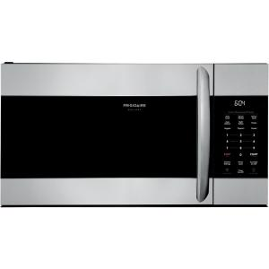 1.7 cu. Ft. Over the Range Microwave in Smudge-Proof Stainless Steel with Sensor Cooking Technology