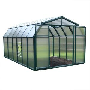 Rion Hobby Gardener 8 ft. x 12 ft. Greenhouse by Rion