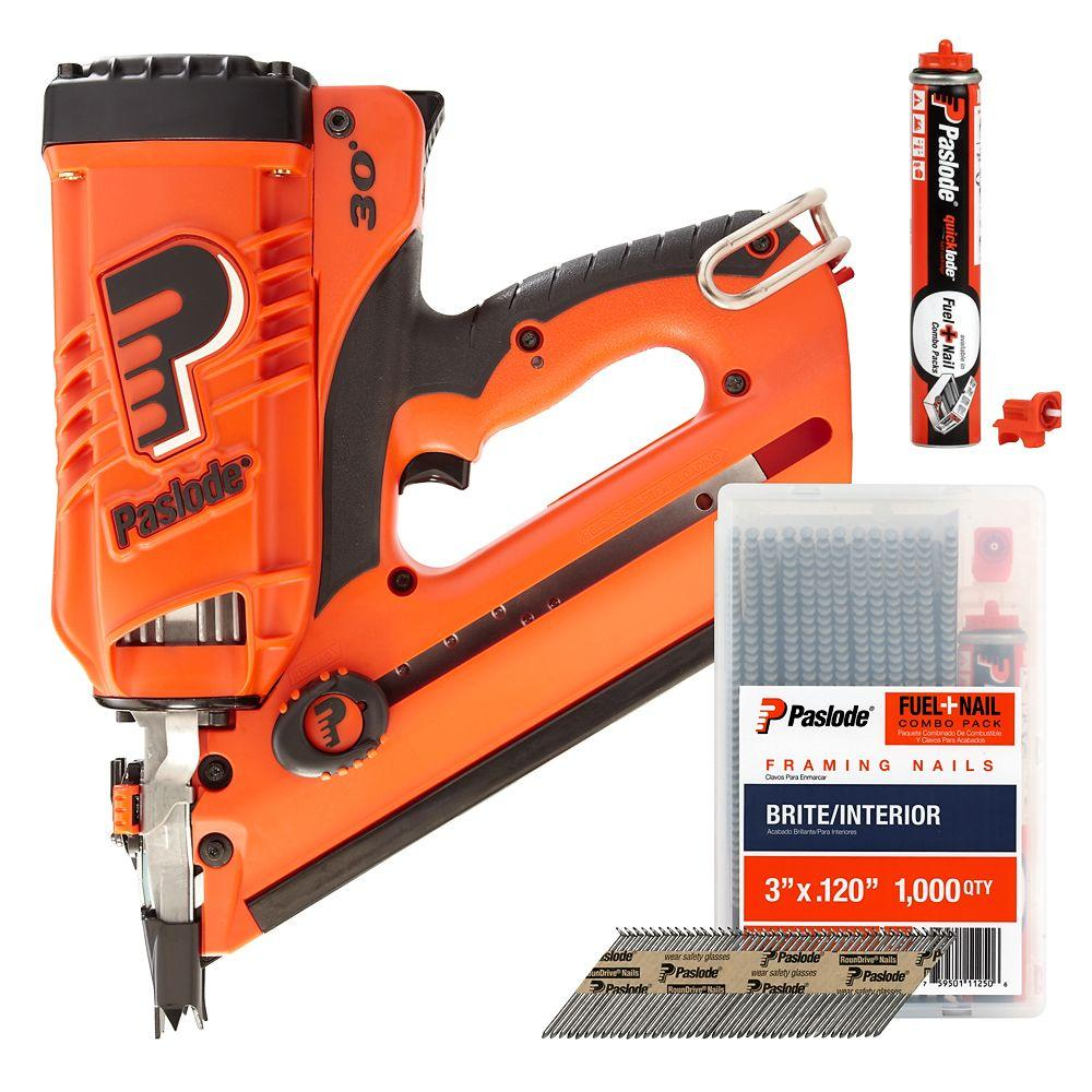Luxury Paslode 30 Degree Cordless Framing Nailer Component - Picture ...