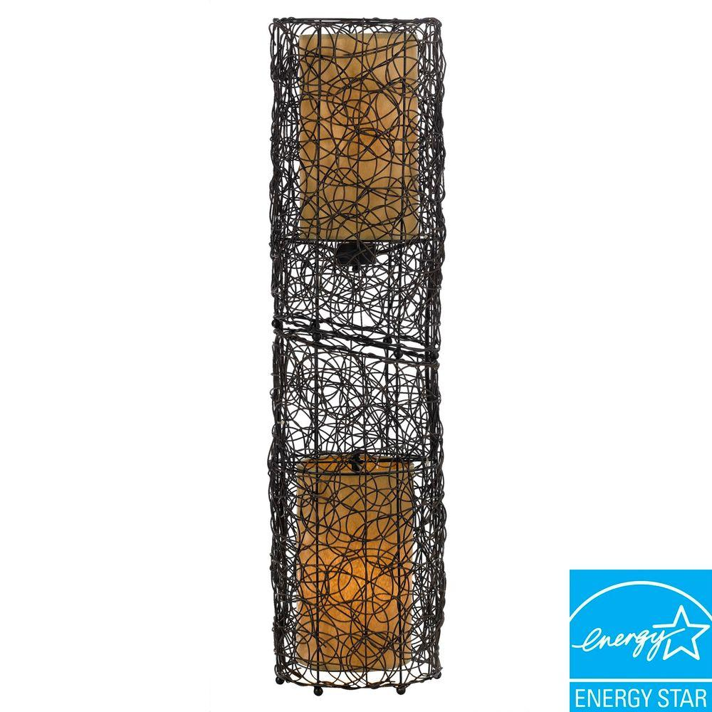 CAL Lighting 40 in. Twig Accent Floor Lamp-DISCONTINUED