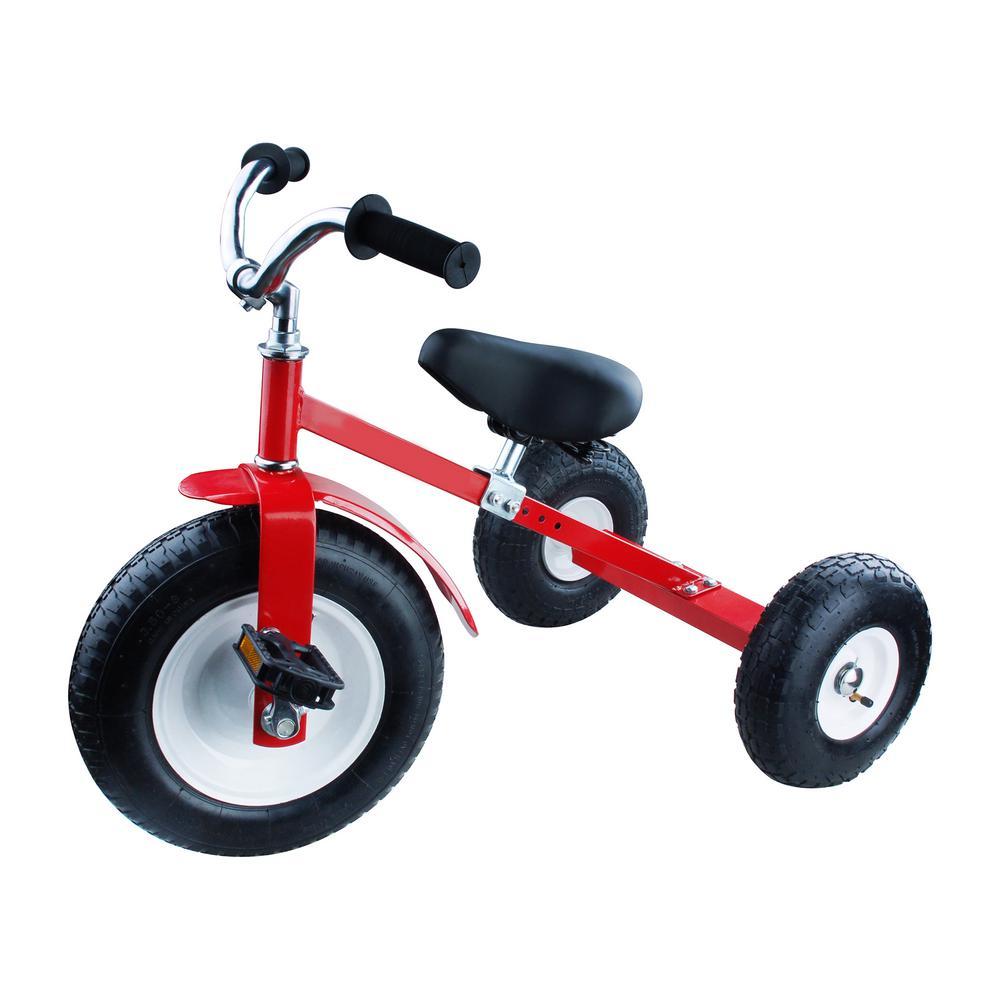13 in. All-Terrain Trike Combo in Red
