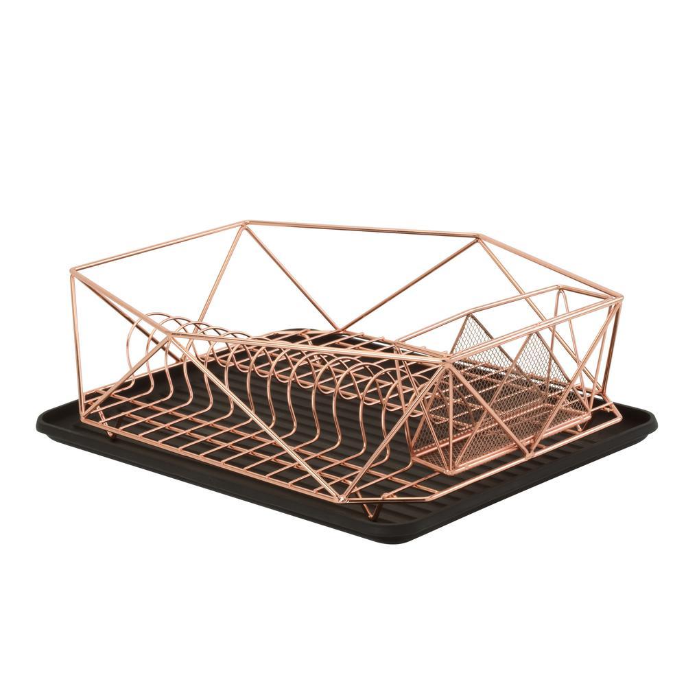 Geode Copper Dish Rack