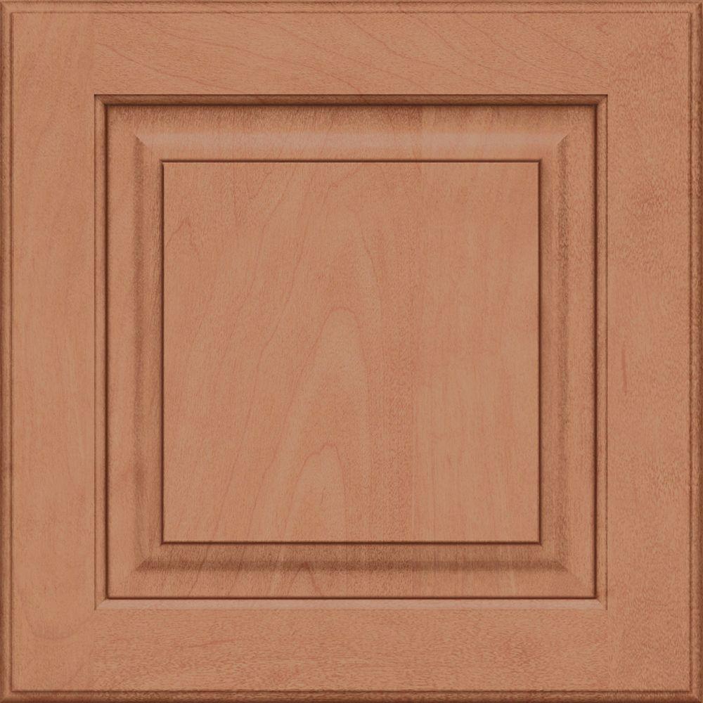 Kraftmaid 15x15 In Cabinet Door Sample In Piermont Maple