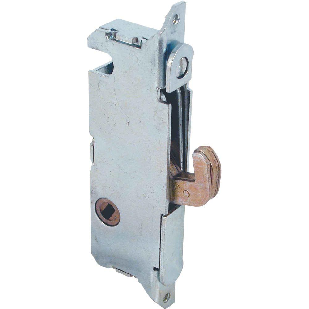 Prime Line Steel Sliding Glass Door Mortise Lock E 2014 The Home Depot