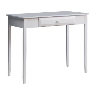 Stella White Wood Home Office Parsons Desk