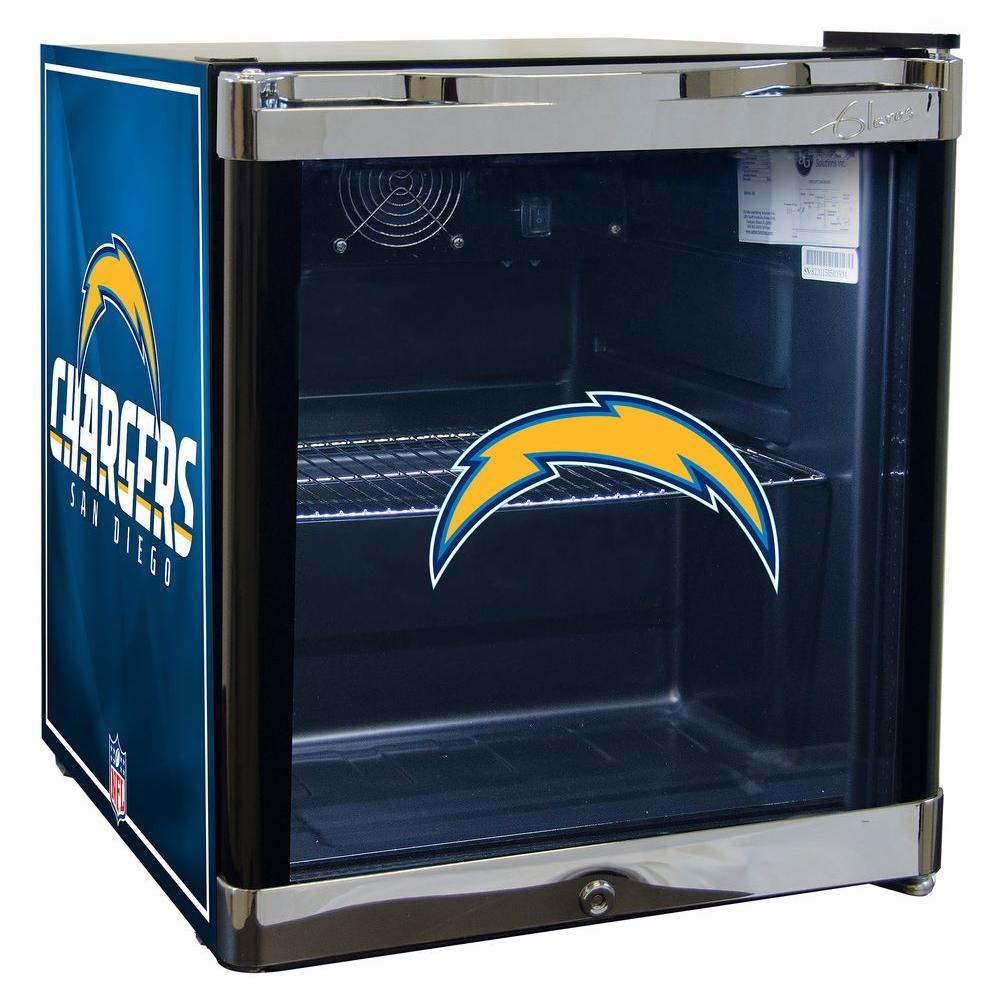San Diego Chargers Center: Danby Designer 3.3 Cu. Ft. 18 In. 120 Can Beverage Center