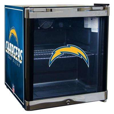 17 in. 20 (12 oz.) Can San Diego Chargers Beverage Center