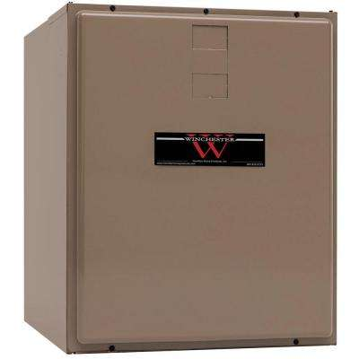 65530 BTU 5 -Ton Residential Forced-Air Electric Furnace with ECM Blower on