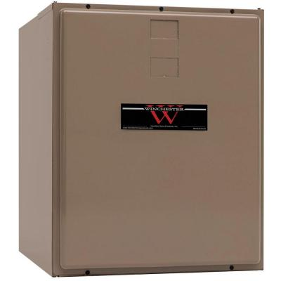 49147 BTU 3-Ton Residential Forced-Air Electric Furnace with ECM Blower Motor