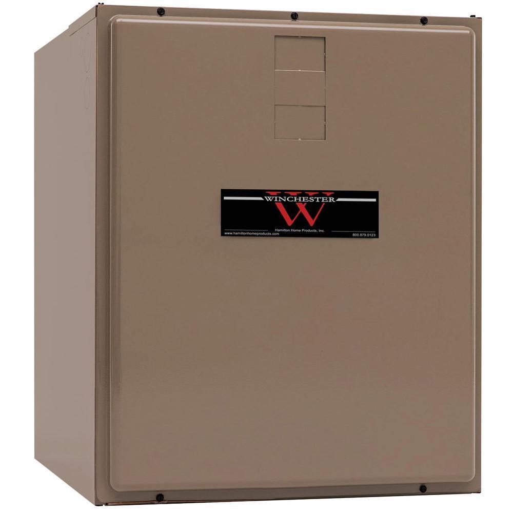 Winchester 59,045 BTU 3 Ton Multi-Positional Electric Fur...