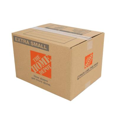 15 in. L x 12 in. W x 10 in. Extra-Small Moving Box (10-Pack)