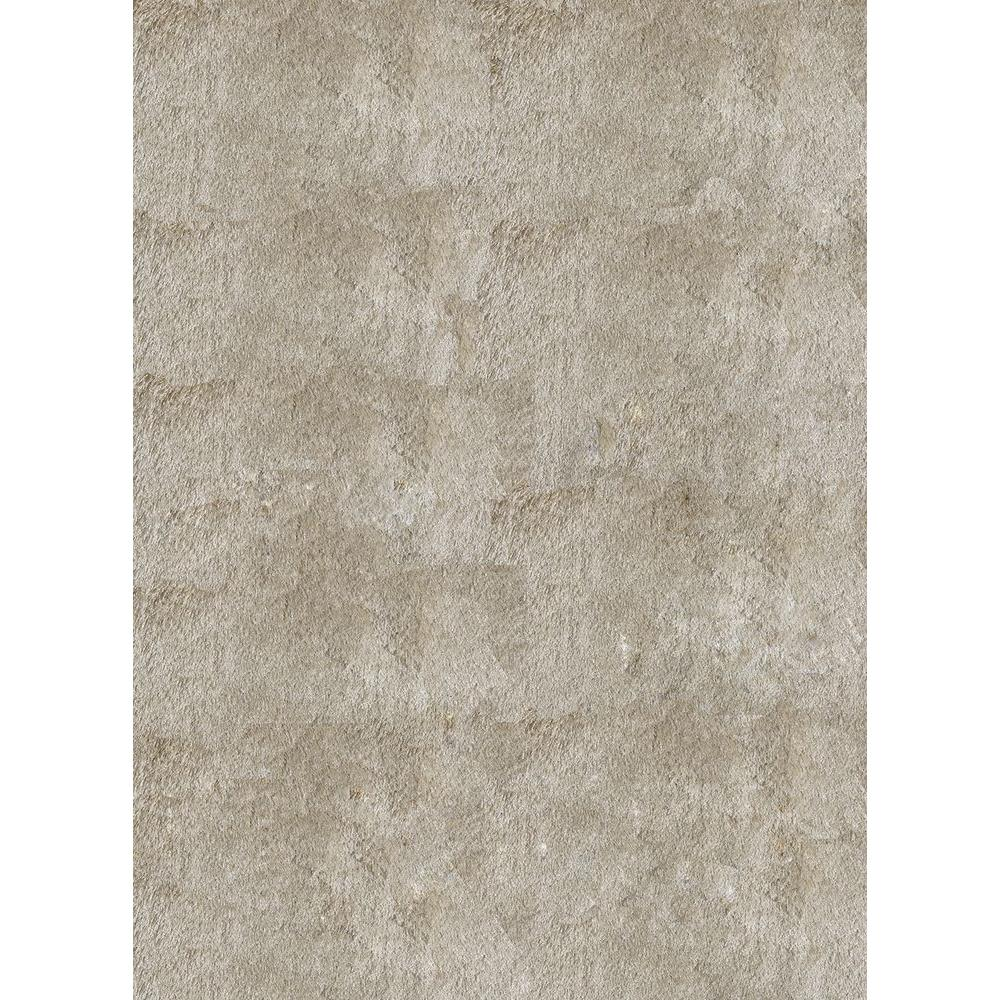 Luster Shag Champagne 2 ft. x 3 ft. Indoor Area Rug
