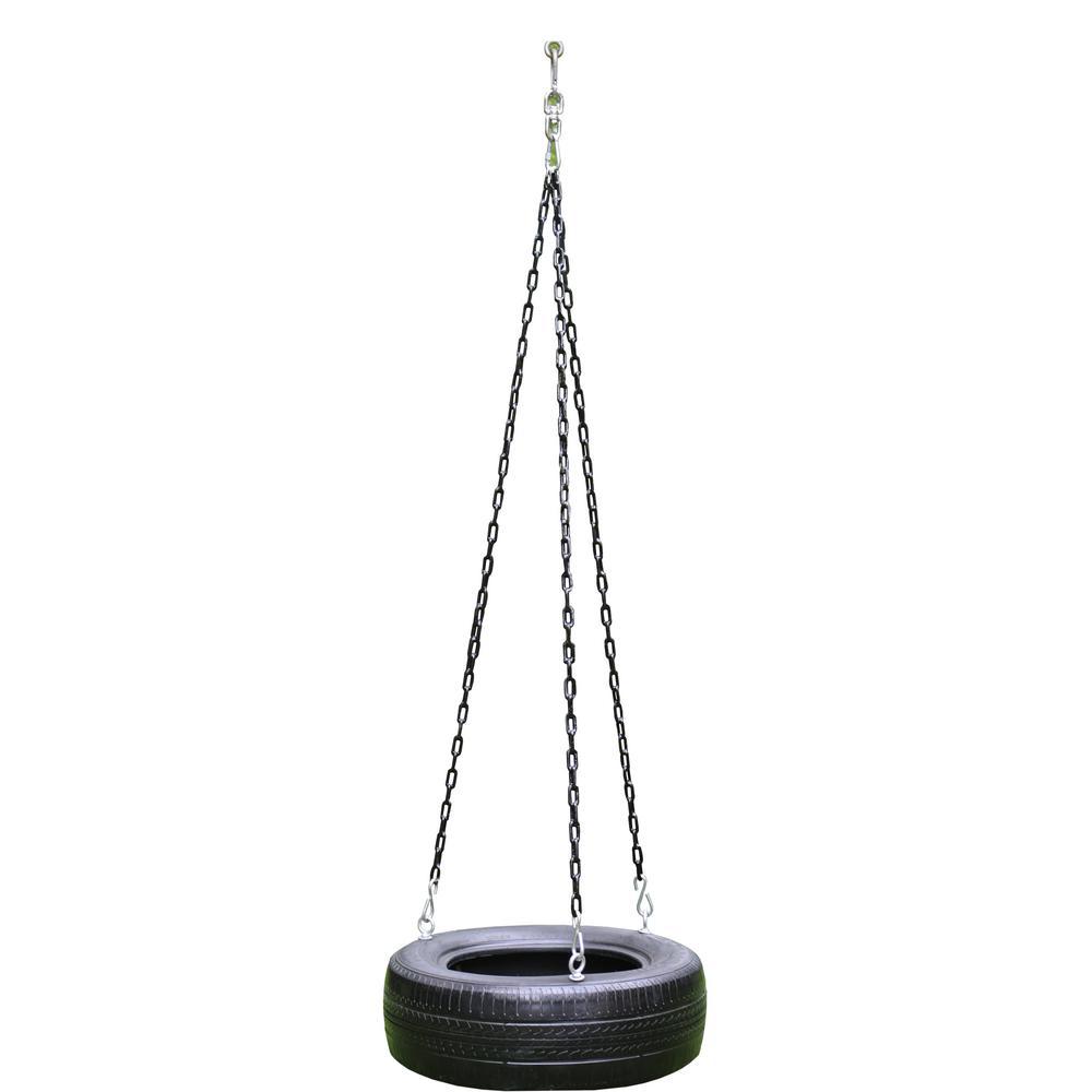 Treadz Traditional Tire Swing