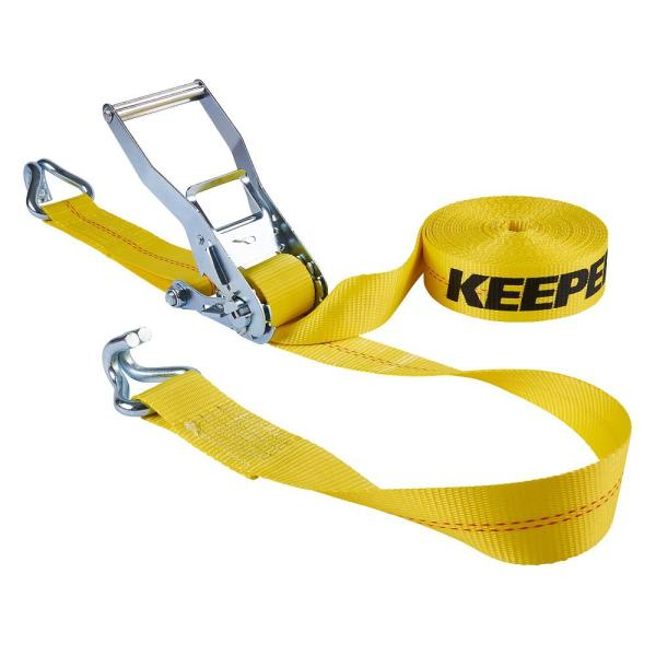 30 ft. x 2 in. x 10,000 lbs. JJ Hook Ratchet Tie Down