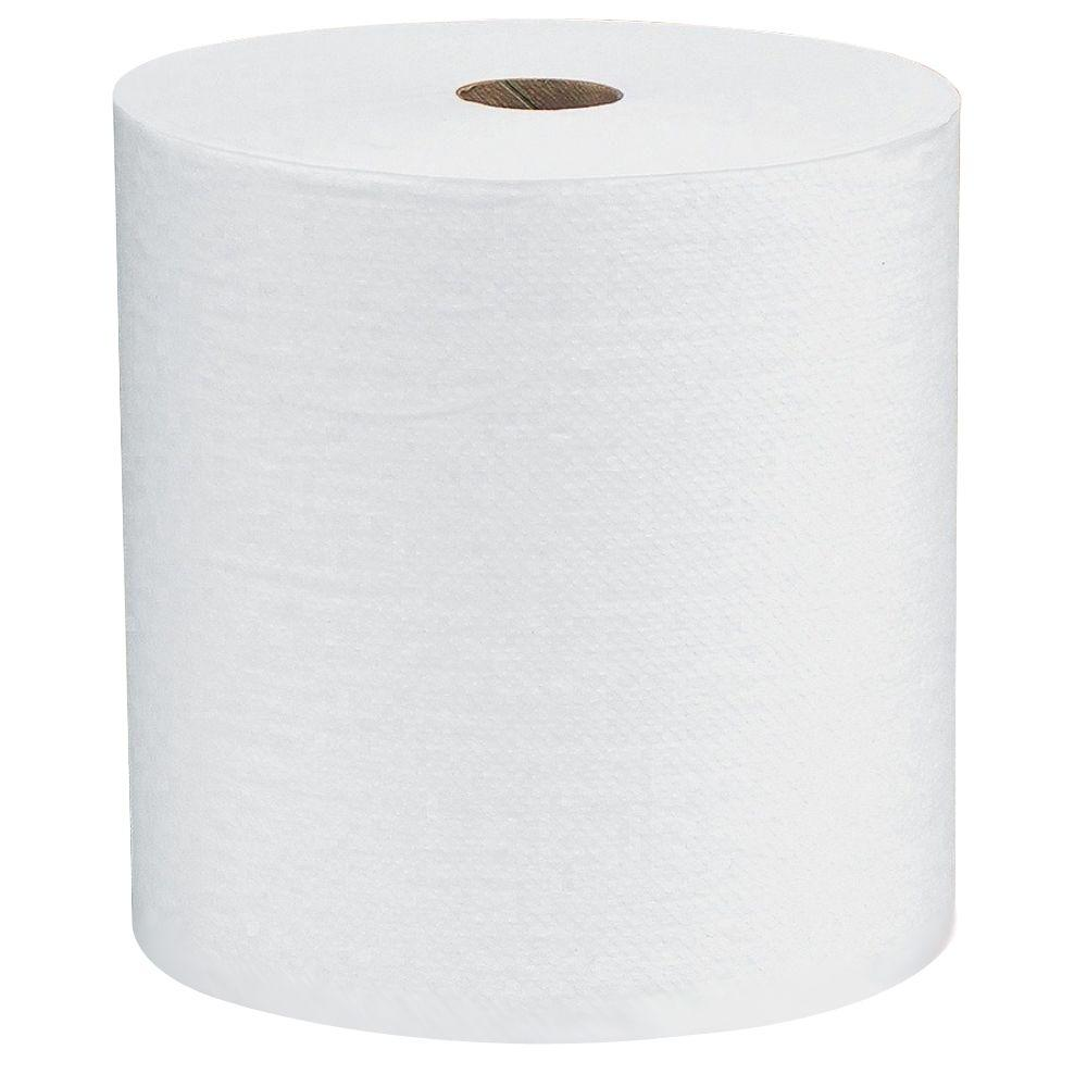 Paper Towel Rolls For Hamsters: Scott 7.87 In. X 400 Ft. Non-Perforated Hard-Roll Paper