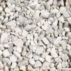 0.50 cu. ft. 0.75 in. to 1.75 in. Premium White Marble Chips