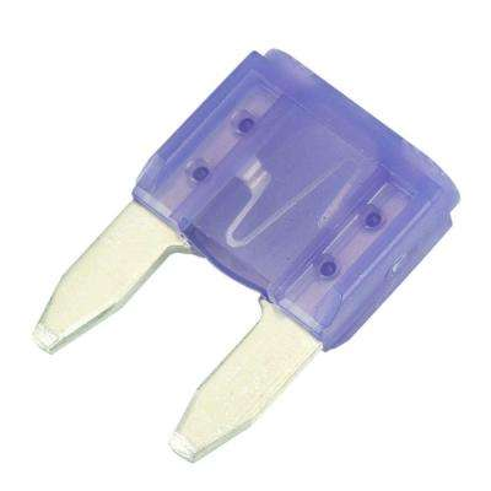 3-Amp ATM Fuse in Purple