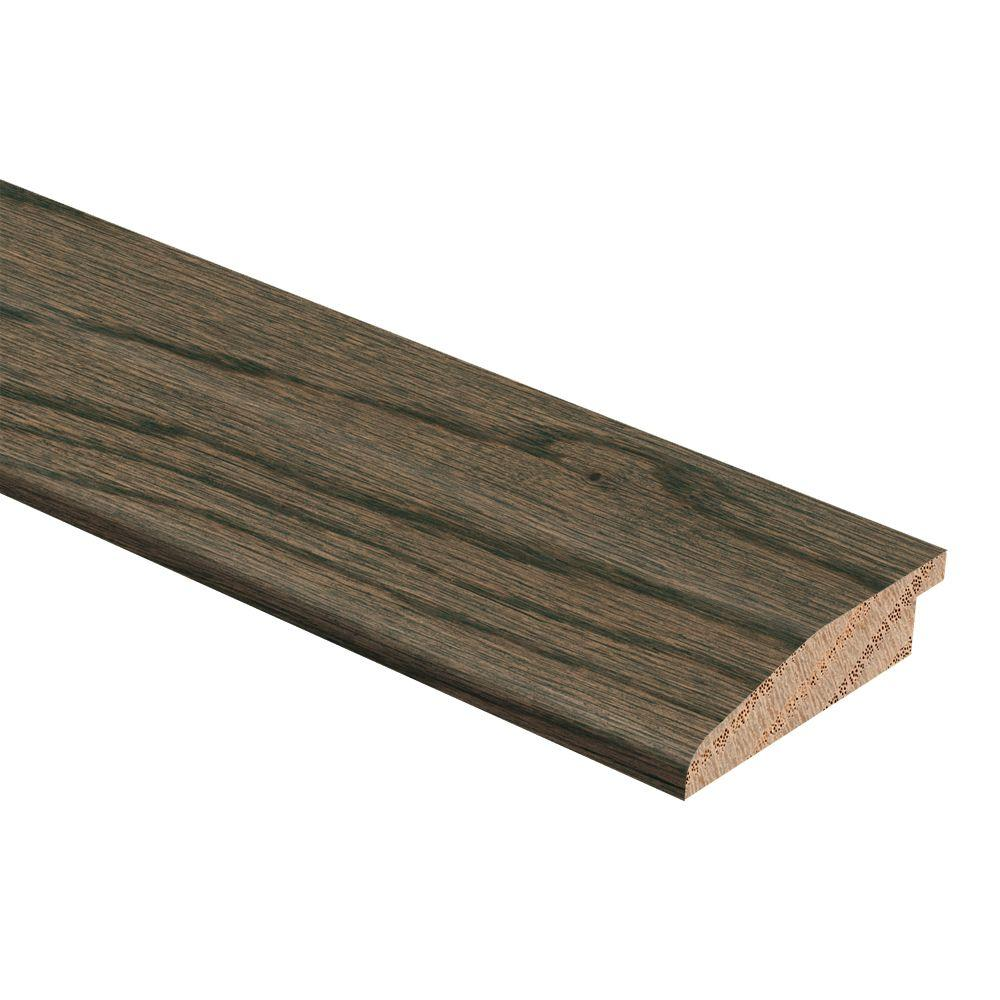 Zamma Coastal Gray Oak 5/16 in. Thick x 1-3/4 in. Wide x 94 in. Length Hardwood Multi-Purpose Reducer Molding