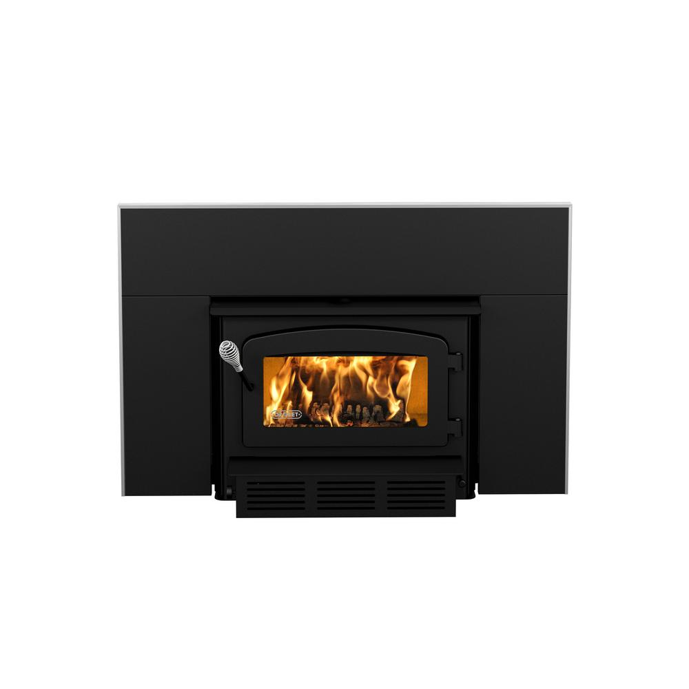 Epa Certified Wood Burning Insert Trio