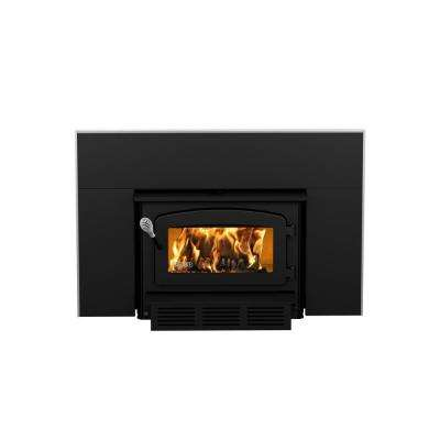Escape 1400-I 29 in. EPA Certified Wood-Burning Insert Trio