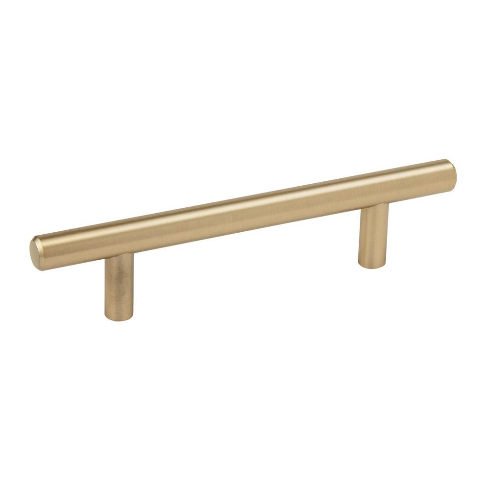 Gold - Drawer Pulls - Cabinet Hardware - The Home Depot