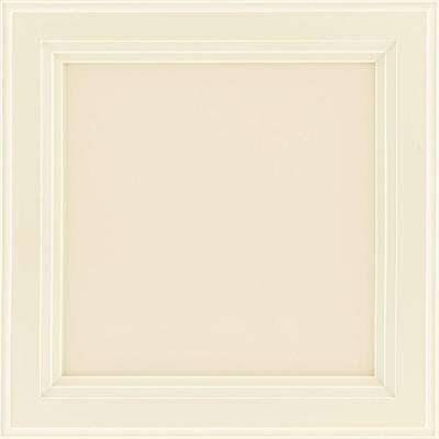12-7/8x13 in. Ashland Cabinet Door Sample in Painted Silk