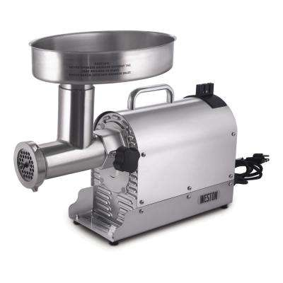 Pro Series #8 Electric Meat Grinder 0.75HP