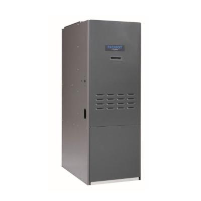 84% AFUE 72,000 BTU Output Front Flue Oil Highboy Hot Air Furnace