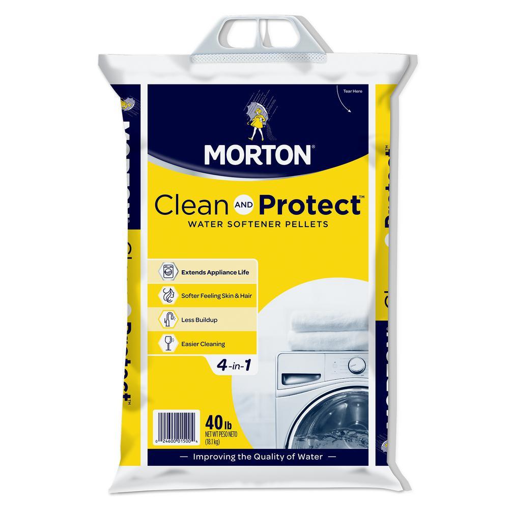 Morton Salt Morton Pure and Natural Water Softener Crystals