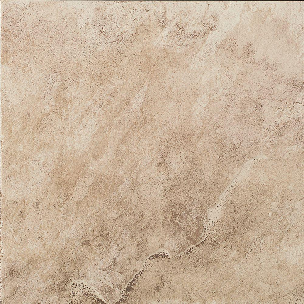 Daltile Daltile Continental Slate Egyptian Beige 6 in. x 6 in. Porcelain Floor and Wall Tile (11 sq. ft. / case)
