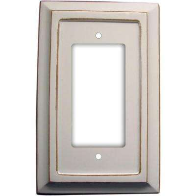 Savannah 1 Decora Wall Plate