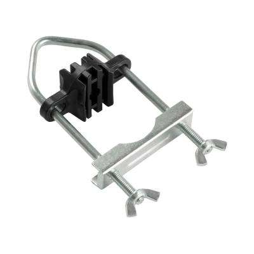 1.75 in. U-Shape Trampoline/Enclosure Pole Connecter Fits (8-Piece)