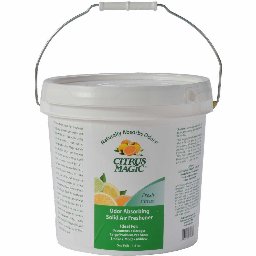 2 Gal. Odor-Absorbing Citrus Solid Air Freshener