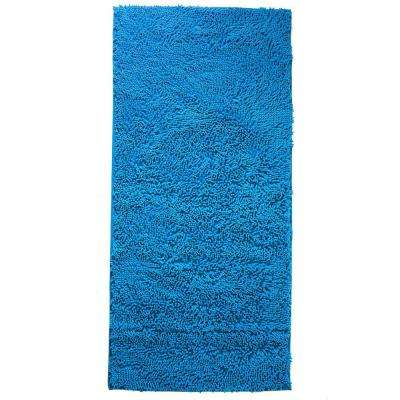 Blue 2 ft. 6 in. x 5 ft. Accent Rug
