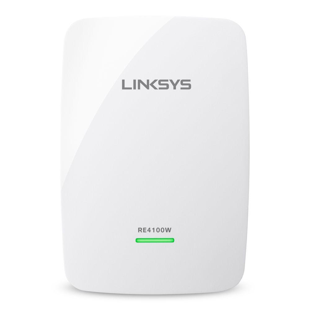 N600 Dual-Band Wireless Range Extender