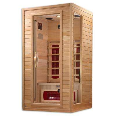 Tru Heat 4 Bio2 Person Ceramic FAR Infrared Sauna Heaters with MP3, Light and Programmable Controls