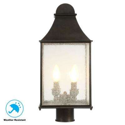 Revere Collection 4-Light Flemish Outdoor Post Lantern