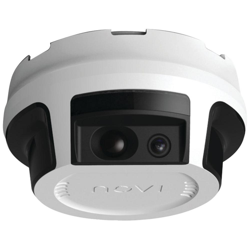 Novi Home Security Expansion Sensor Kit with smoke Detector