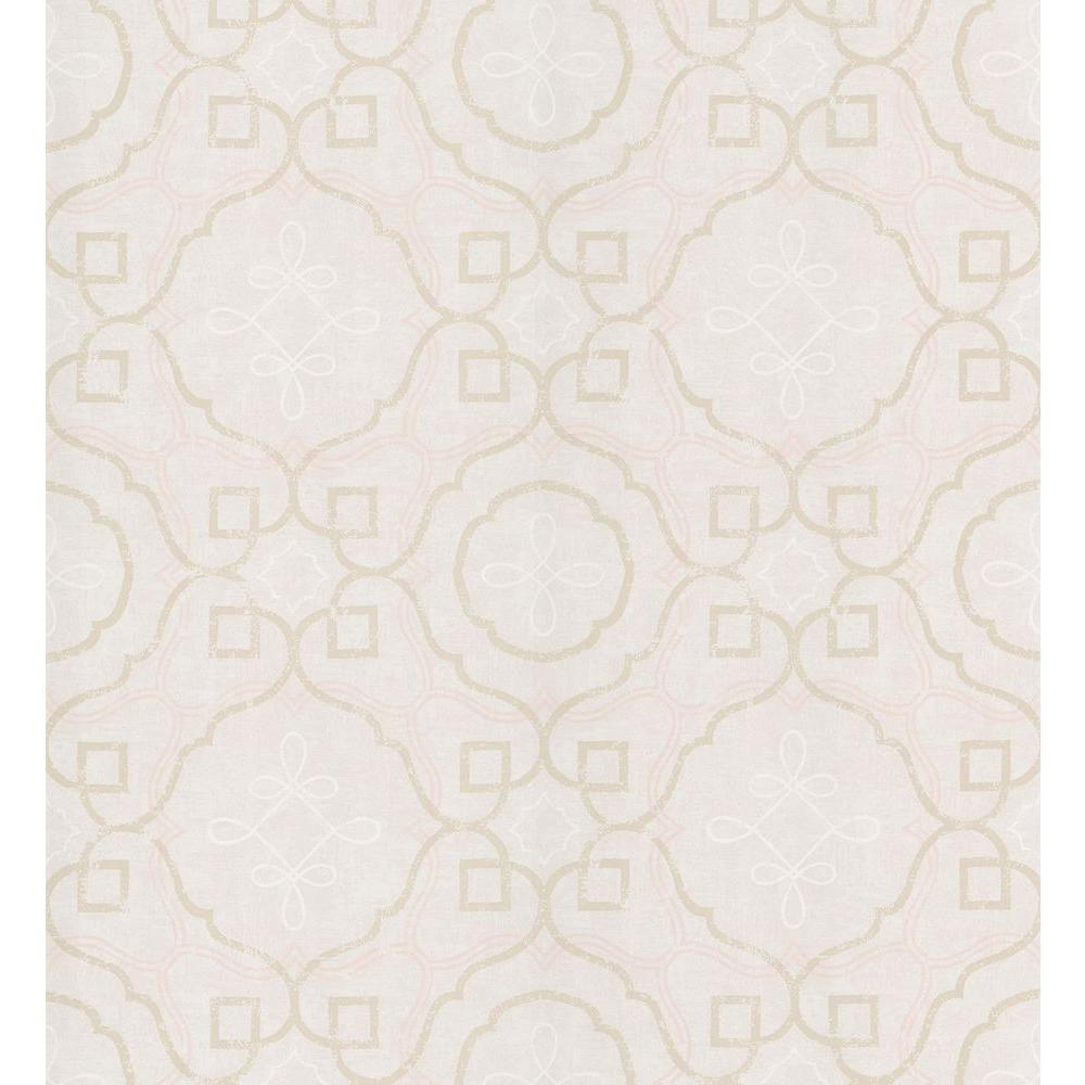 National Geographic 56 sq. ft. Spanish Tile Wallpaper