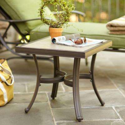 Pembrey Patio Accent Table